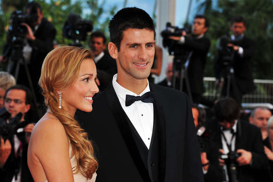 Novak Djokovic and Jelena Ristic Wedding Expected This Week