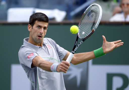 Djokovic Avoids Upset as Cilic, Verdasco Advance at Indian Wells