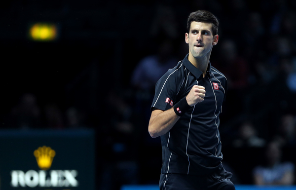 Djokovic Beats Gasquet; Claims 20th Straight Victory in London