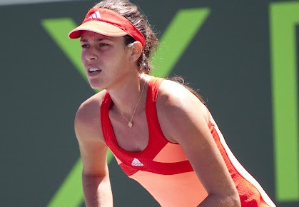 Ana Ivanovic Splits with Coach Nemanja Kontic