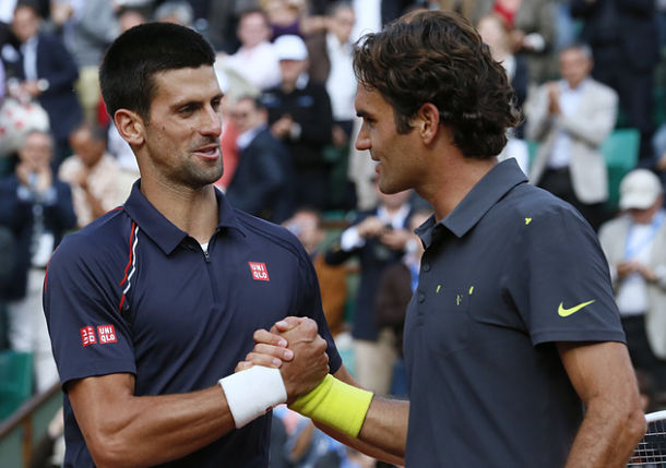 On Tap: Djokovic, Federer Aim For Victory in Men's US Open Semis