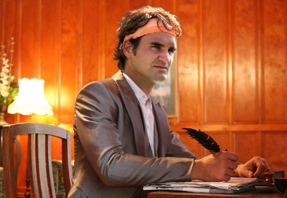 Roger Federer's Diary: The Cut Seen 'Round the World