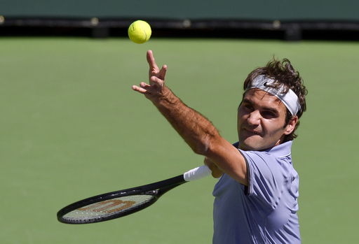 Indian Wells Finals Preview as Federer Seeks Fifth Title