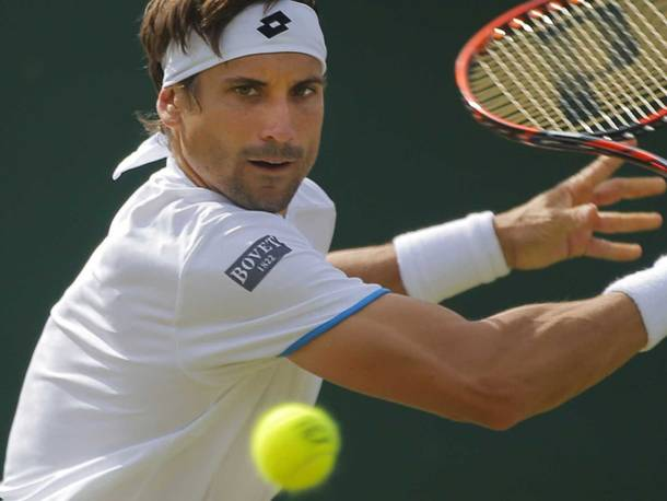 Ferrer Upset At Wimbledon By Former Junior Champion Kuznetsov