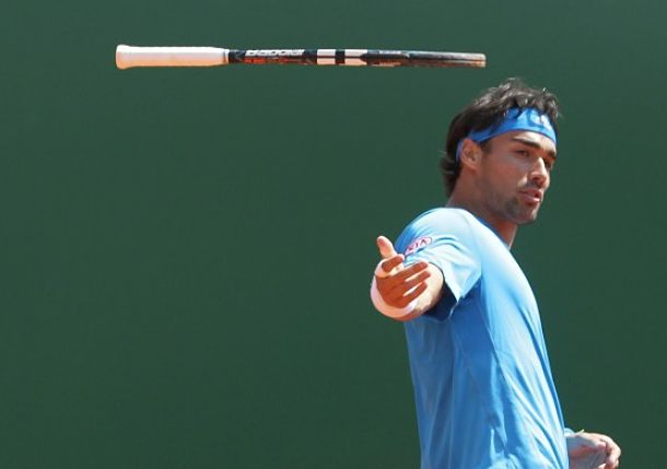Not So Fab: Fognini Taking Heat for On-Court Antics
