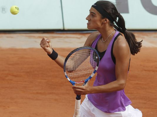 Garcia Wins Maiden WTA Title Over Jankovic in Bogota