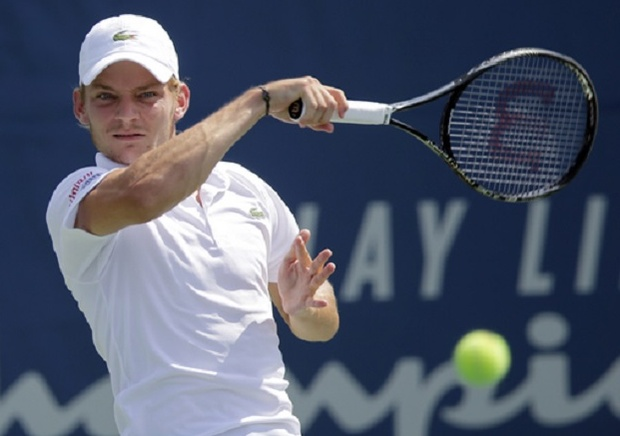 David Goffin Wins Second Title of Year in Metz