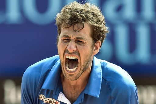 Haase Gets Revenge With Upset Win Over Youzhny in Gstaad