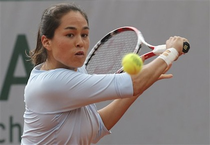 Hampton Reaches First WTA Final at Eastbourne