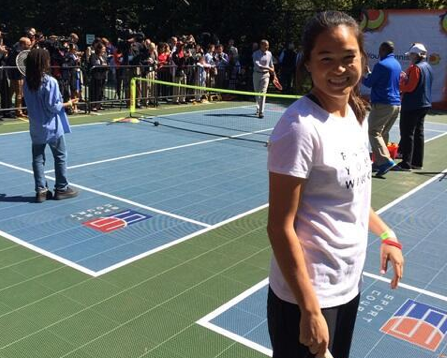 U.S. Tennis Pros Have Fun at Annual White House Easter Egg Roll