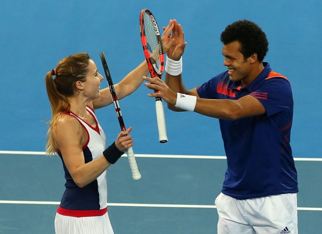 France Wins First Ever Hopman Cup Title Over Poland