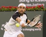2010 Indian Wells Marcos Baghdatis Backhand
