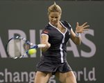 2010 Indian Wells Kim Clijsters Forhand