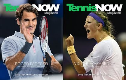 Indian Wells Preview Magazine