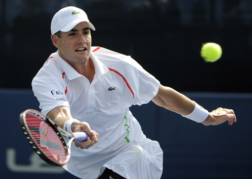 John Isner Defends Atlanta Title