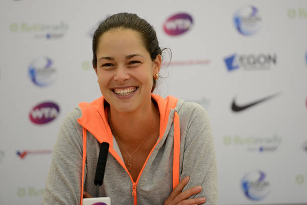 Ivanovic Reaches First Career Grass Court Final in Birmingham