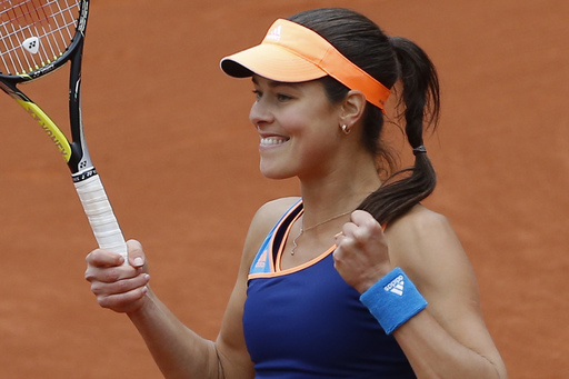 Ivanovic and Jankovic in French Open Focus After Opening Wins