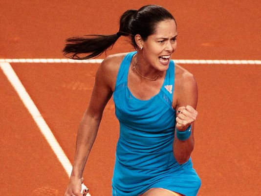 Ivanovic Reaches Stuttgart Final Over Jankovic