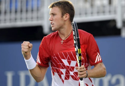 Jack Sock Talks Success and Expectations in Auckland