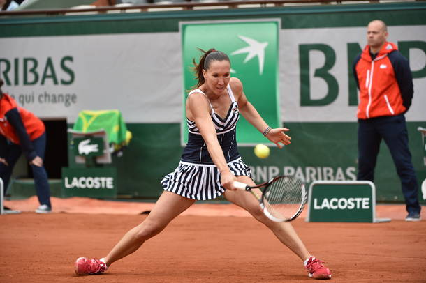 Jankovic, Stephens Stay Focused Despite French Open Opportunity