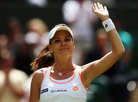 Lady Aga: Radwanska on Nicknames, Rapping and Her US Open Hopes