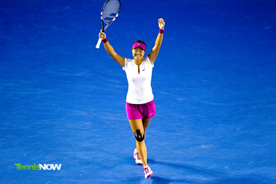 Li Na Headlines Indian Wells Women's Draw