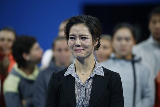 Players Say Farewell to Li Na in Beijing