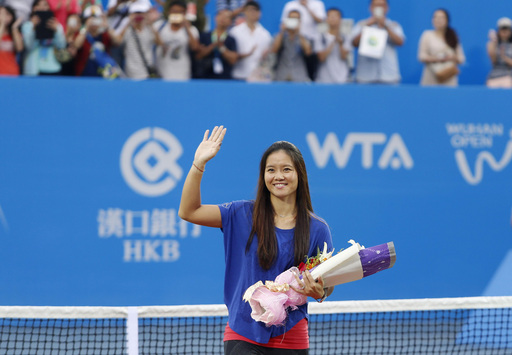 "Li Na Viewed Tennis As ""Only Chance"""