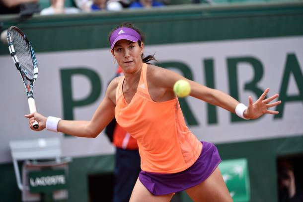 10 Things: Garbine Muguruza
