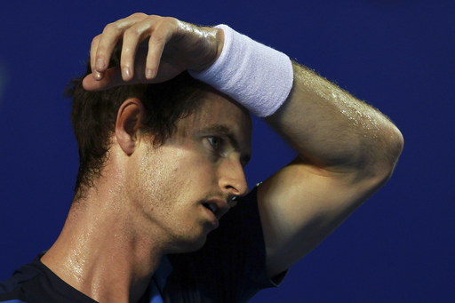 Murray Posts Ragged Win as Ferrer Bows Out in Acapulco