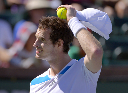 Federer, Fognini and Murray Advance on