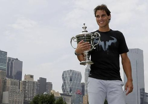 Nadal's Spirit, Focus Lift Him to New Heights in New York   - Tennis Now