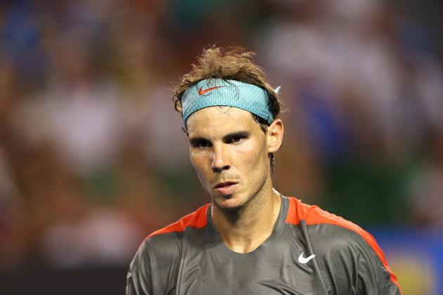 Nadal, Federer Both Win Under The Roof Due to Extreme Heat Policy