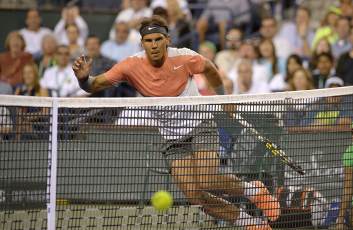 Rafa Relief: Nadal Overcomes Stepanek in Indian Wells Opener