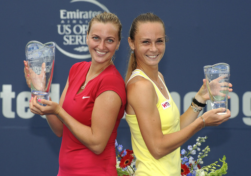 Kvitova Wins Second New Haven Title Over Rybarikova