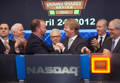 Jim Courier - Powershares Tour renamed - NASDAQ