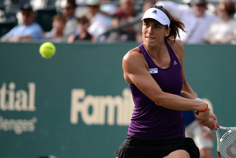 Cepelova & Petkovic Create Unexpected Charleston Final