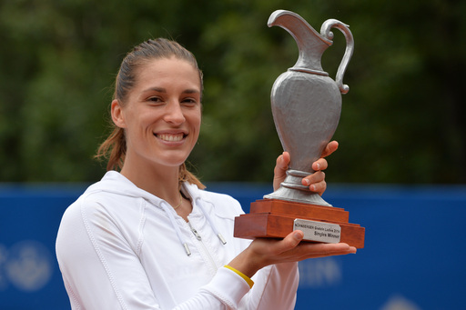 Petkovic Wins Second Bad Gastein Title Over Rogers