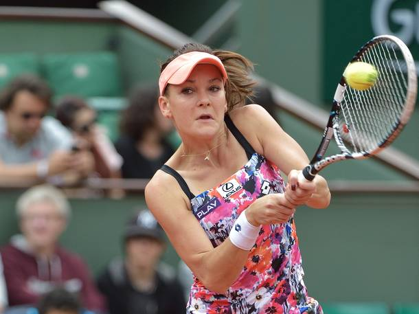 Radwanska Adds Her Name to French Open Upset List