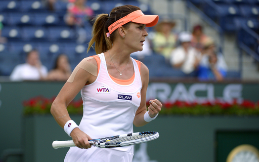 Radwanska Delights Fans with Winning Debut in Katowice