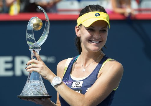 Radwanska Wins Montreal Title Over Venus Williams
