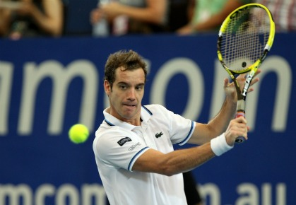 Gasquet Topples Simon for Bangkok Title