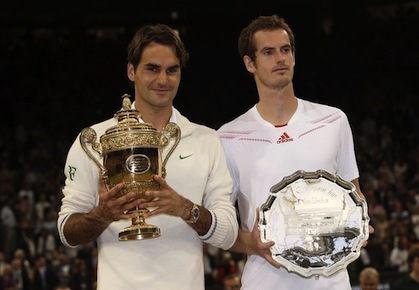 Fed-Murray, 2012 Wimbledon
