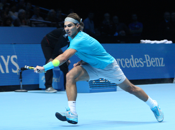 Nadal Nets Another Win Over Federer in London Semis