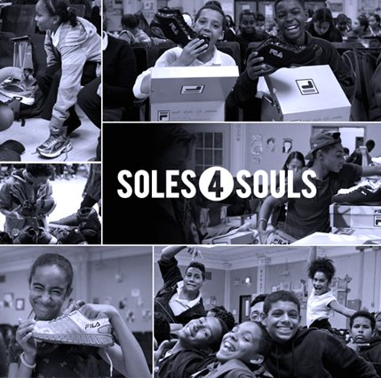 FILA Launches Inaugural Soles4Souls Holiday Giving Program
