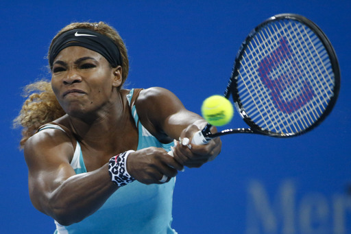 Serena Withdraws With Knee Issue From Beijing