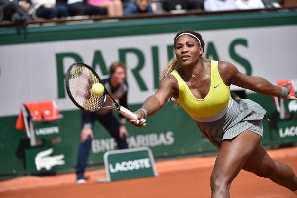 Serena Williams Roland Garros 2014