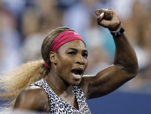 On Tap: Serena Headlines US Open Women's Semis