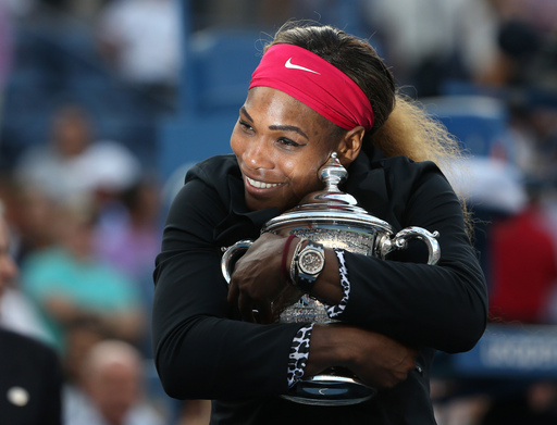 Serena Williams Named Top Seed at 2016 U.S. Open