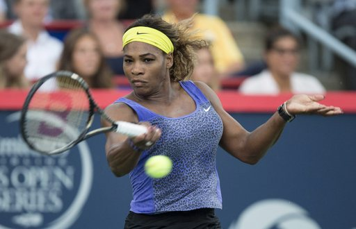 Serena Too Strong for Stosur as Sharapova Survives in Montreal